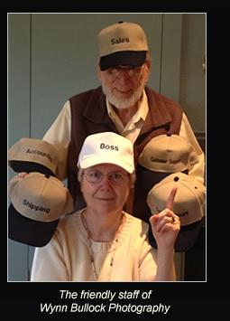 Gene and Barbara wear many hats