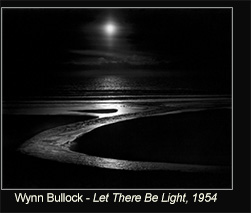 Wynn Bullock - Let there be Light, 1954
