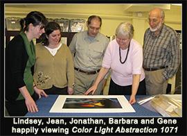 Lindsey, Jean, Jonathan, Barbara and Gene